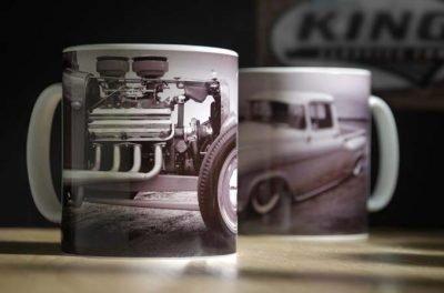 1927 ford model t hemi mug