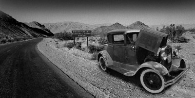 1932 ford deathvalley panoramic