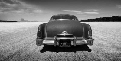 1951 mercury rusty panoramic