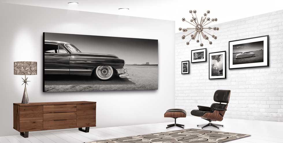 Room 1949 cadillac